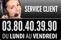 Service client du Lundi au Vendredi